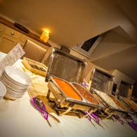 The Combo Kitchen Ltd Dinner Party Catering