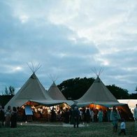 Love Tipis Marquee & Tent