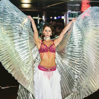 Laura Kenyon Belly Dancer