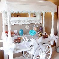 Victorian Sweet Cart Company Chocolate Fountain