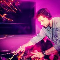 DJ Luke 'Nukem' Delaney DJ