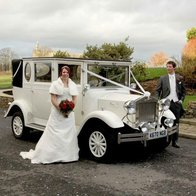 Classic Wedding Limousines Luxury Car
