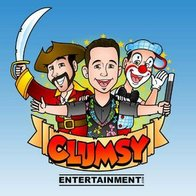 Clumsy Entertainment Clown
