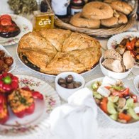 Phipie Greek Food Buffet Catering