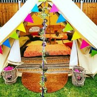 Lily Bell Tent Hire Liverpool Bell Tent