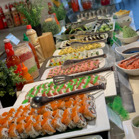 Mimosa Restaurants Buffet Catering