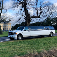 Empire Limousines Wedding car