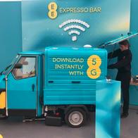 The Mobile Coffee Bean Ltd Coffee Bar