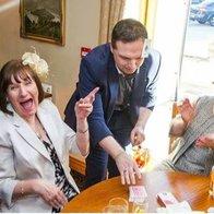 Stuart Watkins Magician Table Magician