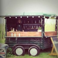 The Cotswold Mule Mobile Bar
