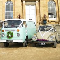 LoveBug Wedding Cars Wedding car