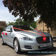 PROTOCOL WEDDING CARS Chauffeur Driven Car