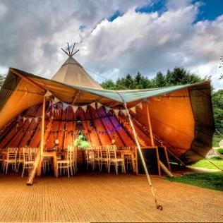 The Natural Tent Company - Tipi Harpenden Harpenden & Affordable Tipi Suppliers in Buckinghamshire for Hire Tipi Rental ...