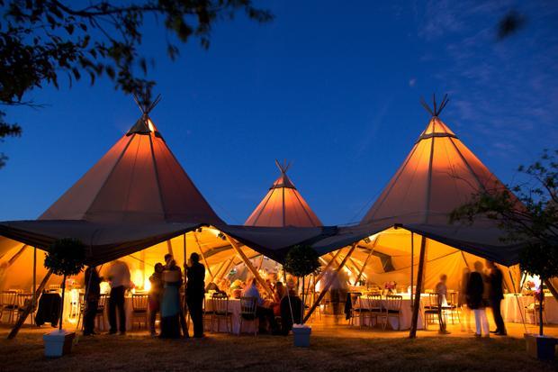 The Natural Tent Company - Tipi Harpenden , Hertfordshire