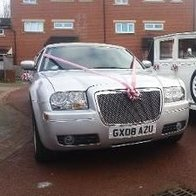 Bliss Limo and Party Bus Hire Wedding car