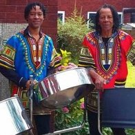 Trinidad & Tobago Merry Makers Steel Pan Band Steel Drum Band