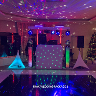TRAX Disco Roadshow Wedding DJ