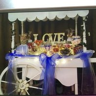 Sweet Angel Candy Carts Sweets and Candies Cart