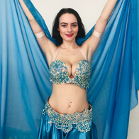 Candi Belly Dancer Circus Entertainment