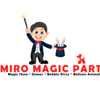 Miro Magic Party Games and Activities