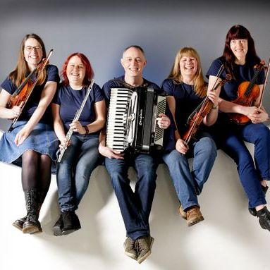 Capstick Ceilidh Band Function & Wedding Music Band