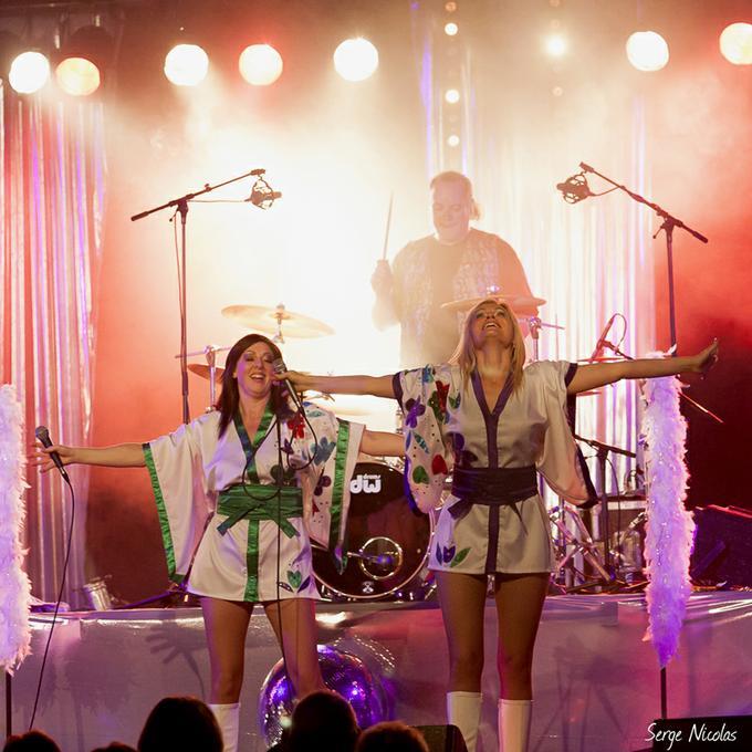 Abba STARS UK - Live music band Tribute Band  - London - Greater London photo