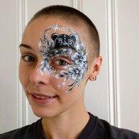 Glittercreep Face and Body Art Children Entertainment
