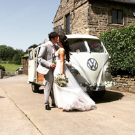 Chase the Sun Vintage & Classic Wedding Car