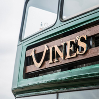Vines Pizza Shack Food Van