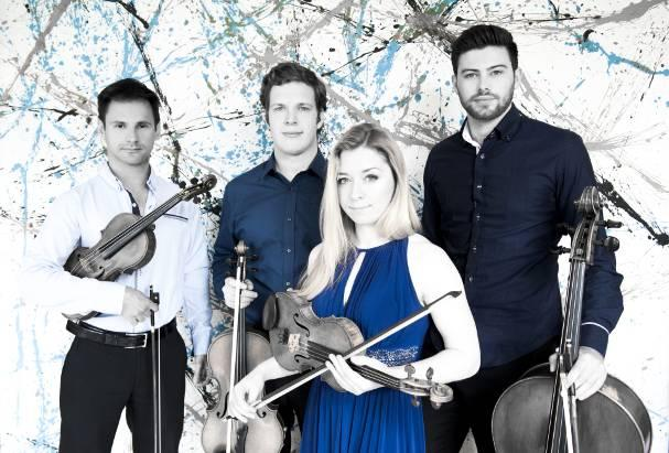 The Endymion String Quartet/Trio/Violin - Ensemble Solo Musician  - Manchester - Greater Manchester photo
