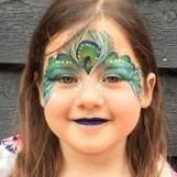 Becca Bourne Face Painter Children Entertainment