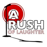 A Rush Of Laughter Comedian