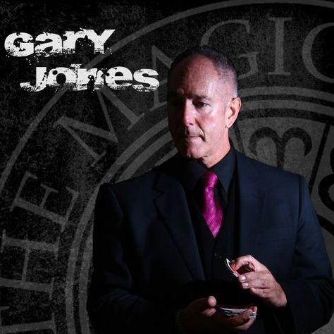 Gary Jones Magic Close Up Magician