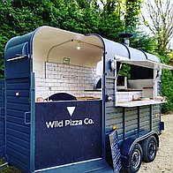 Wild Pizza Co. Pizza Van