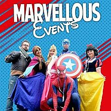 Marvellous Events Children Entertainment