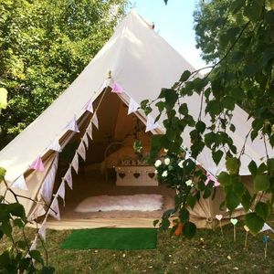 Pepper Bells Glamping Event Equipment