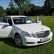 SK Executive Car Hire Ltd Wedding car