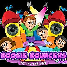 Boogie Bouncers Bouncy Castle Hire DJ