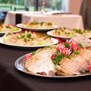 Diamond Catering Asian Catering