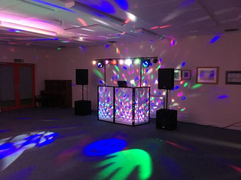 Hire Trammps Disco for your event in Eastleigh