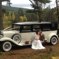 Silver City Cars - Transport , Aberdeenshire,  Vintage Wedding Car, Aberdeenshire Chauffeur Driven Car, Aberdeenshire