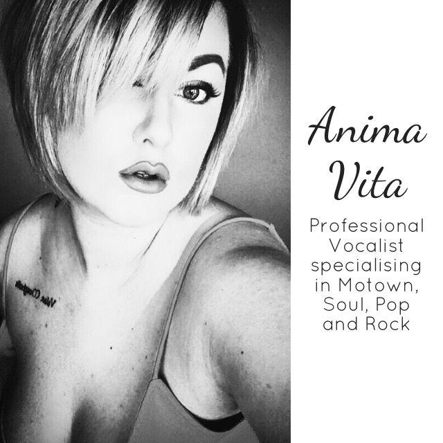Anima Vita - DJ Singer  - Chesterfield - Derbyshire photo