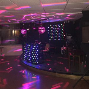 Big Show Disco Wedding DJ