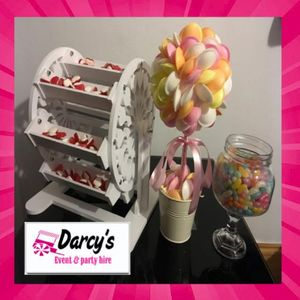 Darcy's Event & Party Hire undefined