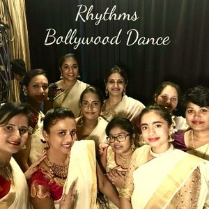 Rhythms Bollywood Dance School Dance Troupe