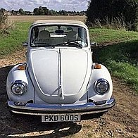 Paul Vintage & Classic Wedding Car