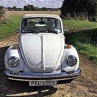 Paul Vintage & Classic Wedding Car