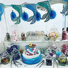 Sweetie Darling Sweets and Candies Cart
