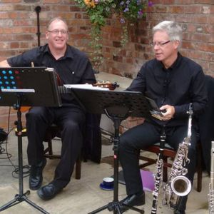 Two Blue Jazz Live Music Duo