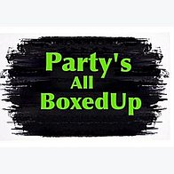 Party's All BoxedUp Bar Staff
